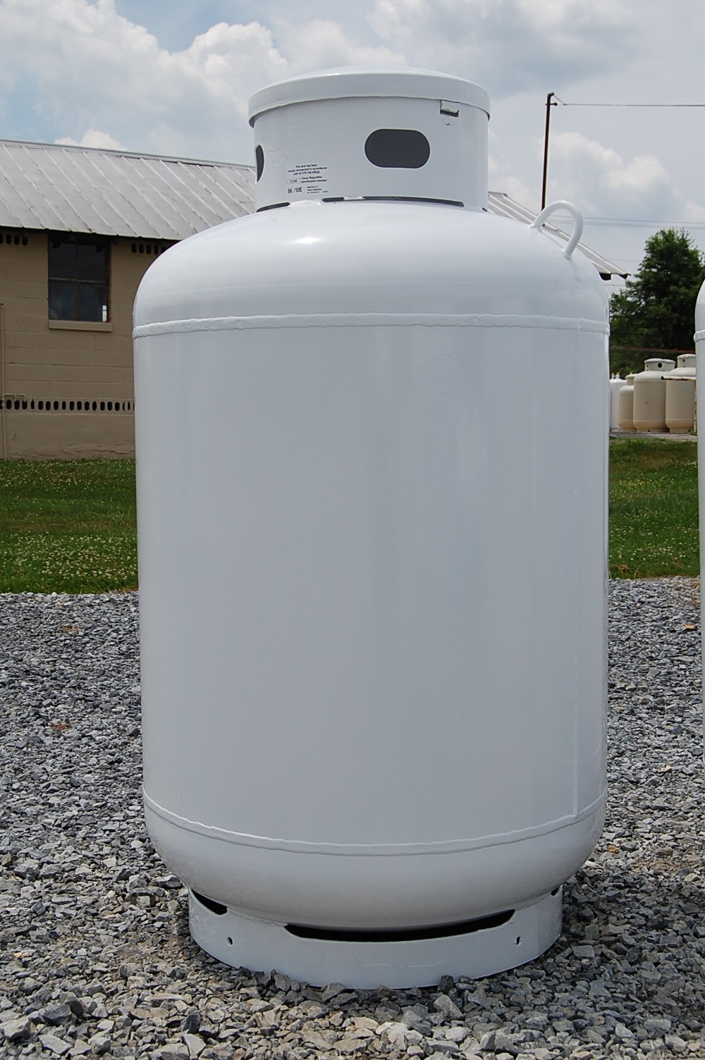 Aboveground Propane Tank Monitoring