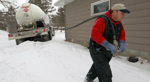 Pre-Buy Program, Get Propane Delivery at a Fixed Rate