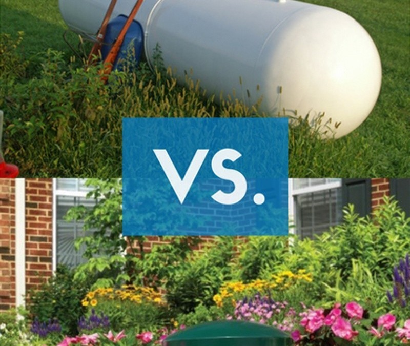500 Gallon Propane Tank: Aboveground vs. Underground Installation