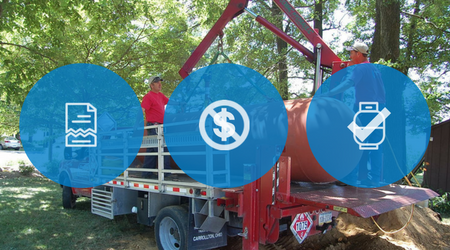 3 Steps to Switch Propane Companies without Service Interruptions