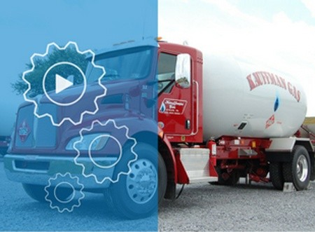 Automatic Propane Delivery Makes for Convenient Service