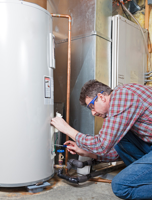 Propane Gas Appliance Maintenance