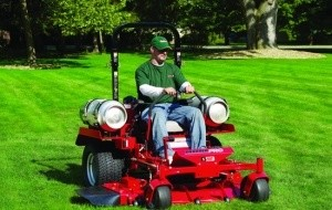 Propane Gas Lawn Mowers Are Efficient For Commercial Landscapers