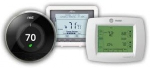 Save Heating and Cooling Costs with a Programmable Thermostat