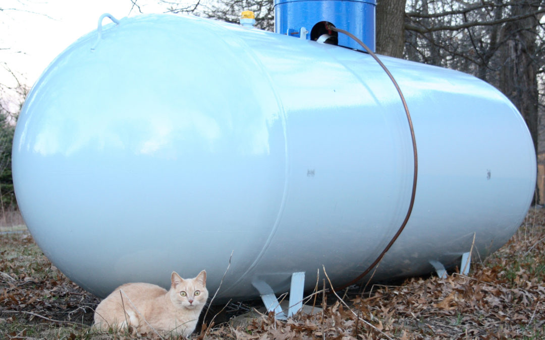 Why Community Propane Tanks Make Sense for Mobile Home Parks